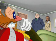 Ep41 Eggman schocked about the mr. president