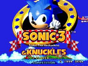 First Sonic 3