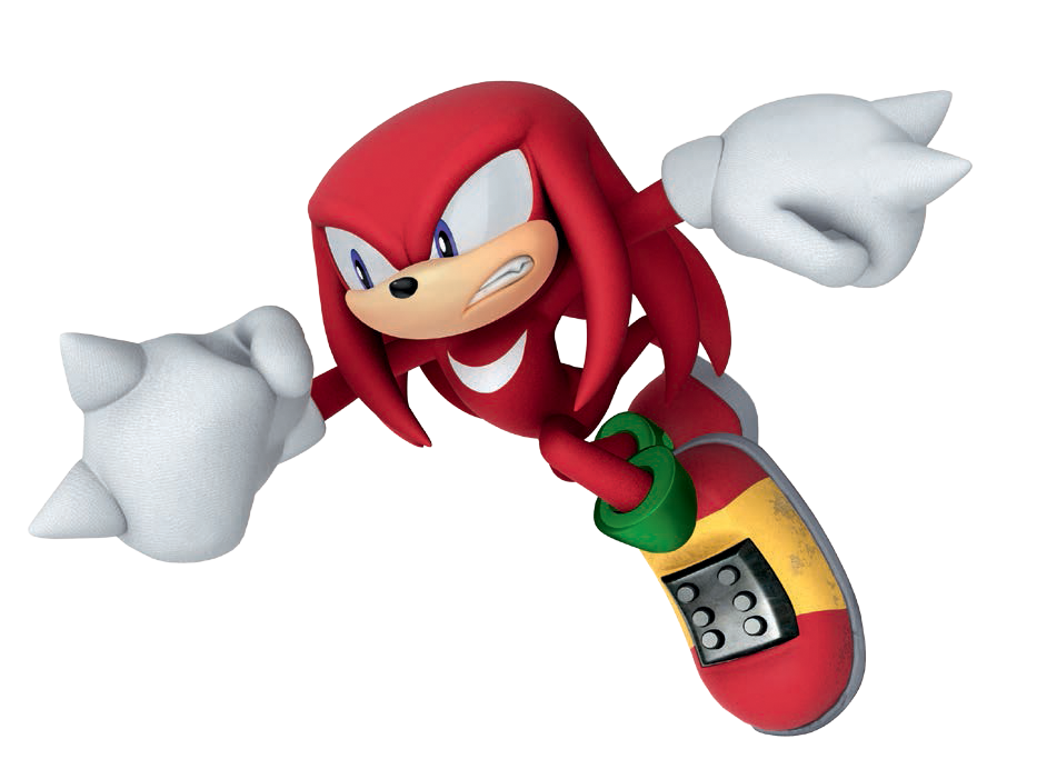 File:Knuckles (Trading Cards).png