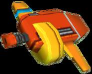 Egg gun