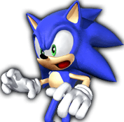 Sonic Rivals 2 - Sonic the Hedgehog 3