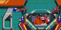 Robotnik's Ship