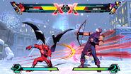 Ultimate Marvel VS Capcom 3 Character Pose 3