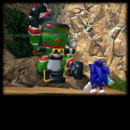 Sonic Adventure Credits (Sonic 20)