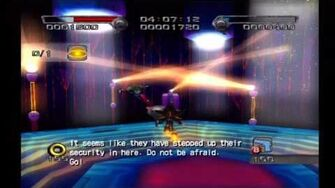 Shadow the Hedgehog Stage 2-1 Digital Circuit (Dark Mission no com)