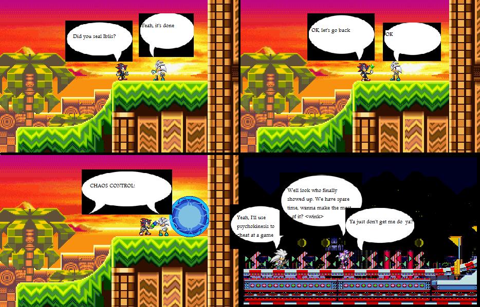 Sonic 06 Tie-In 10