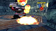 Sonic Heroes Mystic Mansion Super Hard 23