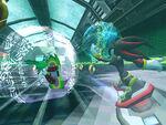 Sonic Riders - Shadow - Level 3