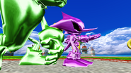 SH Turtle Shell Metal Team Chaotix