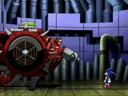 Egg Viper size Sonic X