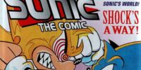 Sonic the Comic Issue 86