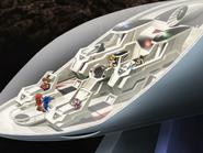 Sonic X Station Break In Group
