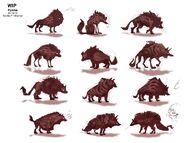 RoL concept art Hyena