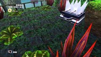 Sonic Adventure 2 (PS3) White Jungle Mission 5 A Rank