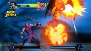 Ultimate Marvel VS Capcom 3 Character Pose 10