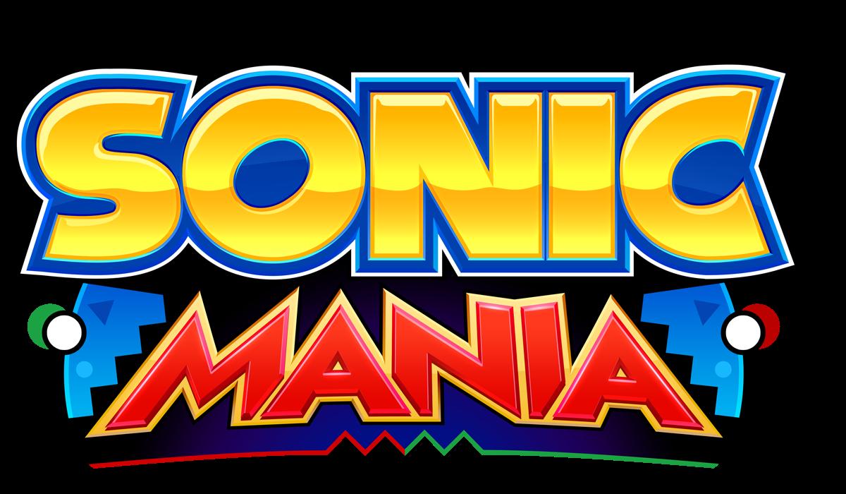 ผลการค้นหารูปภาพสำหรับ Sonic Mania logo