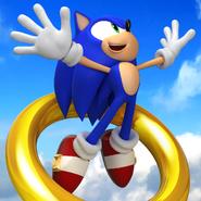 App Icon Sonic Jump