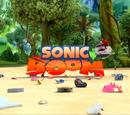 Sonic Boom (TV series)/Gallery