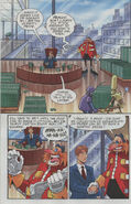 Sonic X issue 34 page 4