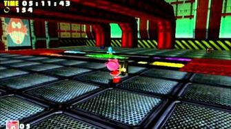 Sonic Adventure DX (GC) Amy Hot Shelter Missions Level B and A