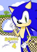 Sonic 4 fanart HYRO