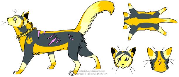File:Warrior cat Zap aka Zapclaw.png