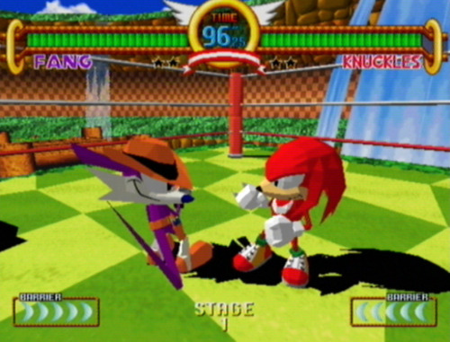 File:Fang vs Knuckles in Sonic Fighters.jpg