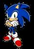 Sonic pose 87