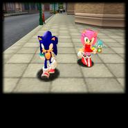Sonic Adventure Credits (Sonic 16)