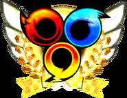 Emblem Model Sonic Heroes
