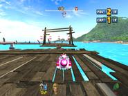 Sonic & SEGA All-Stars Racing Ocean Ruin 8