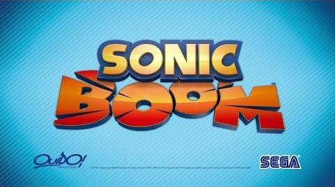 Sonic Boom TV Series - Trailer