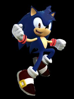 File:3D Cesar the hedgehog by Mewkat14.png