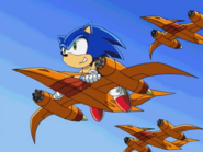 Ep15 Sonic and Falcons