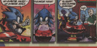 Archie Sonic the Hedgehog Issue 92