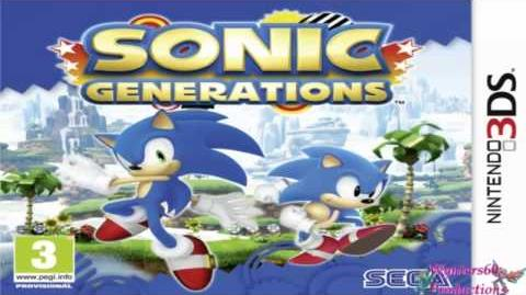 Sonic Generations 3DS Music- Big Arm (Full Version)