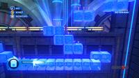 Blue Cubes Platforms