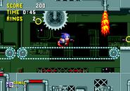 Conveyor Belt Sonic 1 SBZ I