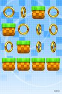 Sonic iPhone Skin (2)