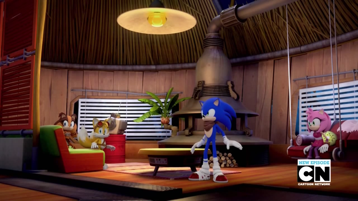 Image Tails House Bed Sonic News Network