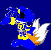 Tails dt blue r