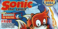 Sonic the Comic Issue 36