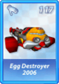 Card 117 (Sonic Rivals)