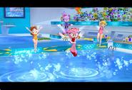 PeachDaisyAmyBlaze London2012 Screenshot 7(Wii)