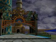 Babylon Garden gate