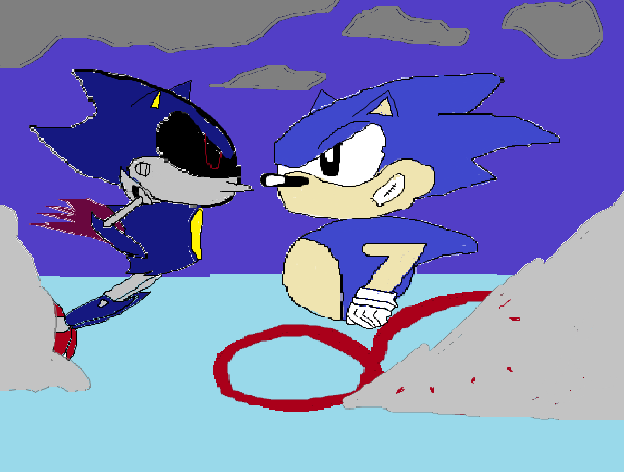 File:SonicVSMetalSonic.png