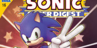 Archie Sonic Super Digest Issue 16
