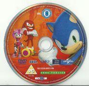 Sonic Boom Volume 3 Disc