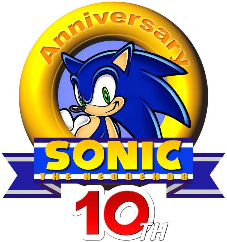 Sonic10thlogo