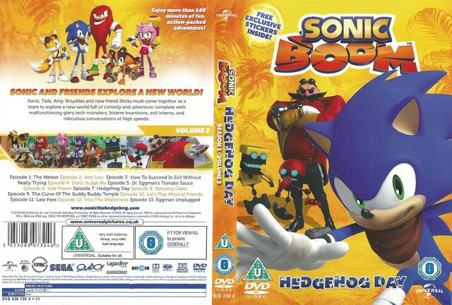 File:Sonic Boom Volume 2 Full DVD Cover.jpg